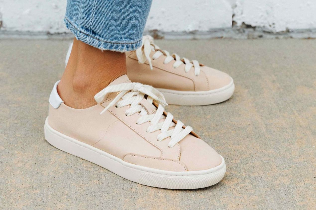 Ibiza Leather Sneaker