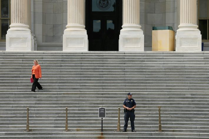 U.S. Rep. Chellie Pingree (D-ME) leaves the U.S. Capitol as Congress begins its summer recess August 2, 2013 in Washington, DC.