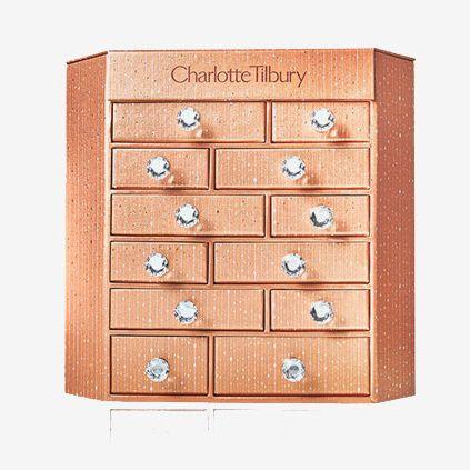 Charlotte Tilbury Charlotte's Bejewelled Chest of Beauty Treasures Beauty Advent Calendar 2020