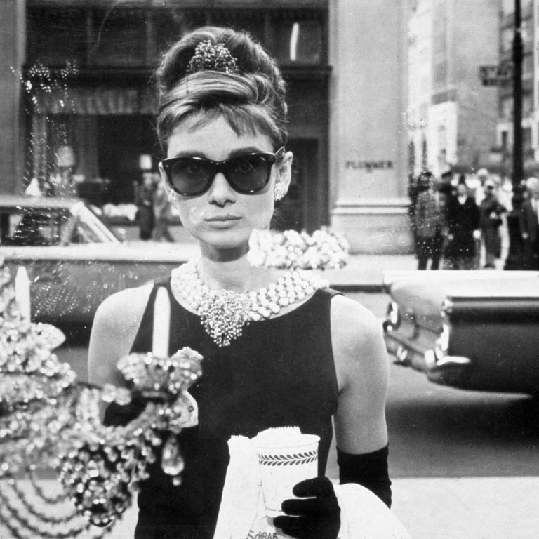 e2d383981ec Oliver Goldsmith Manhattans Key to Audrey Hepburn s turn as the winsome and  glamorous Holly Golightly in 1961 s Breakfast at Tiffany s