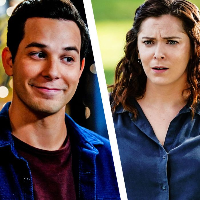 Crazy Ex-Girlfriend's New Greg vs  Original Greg