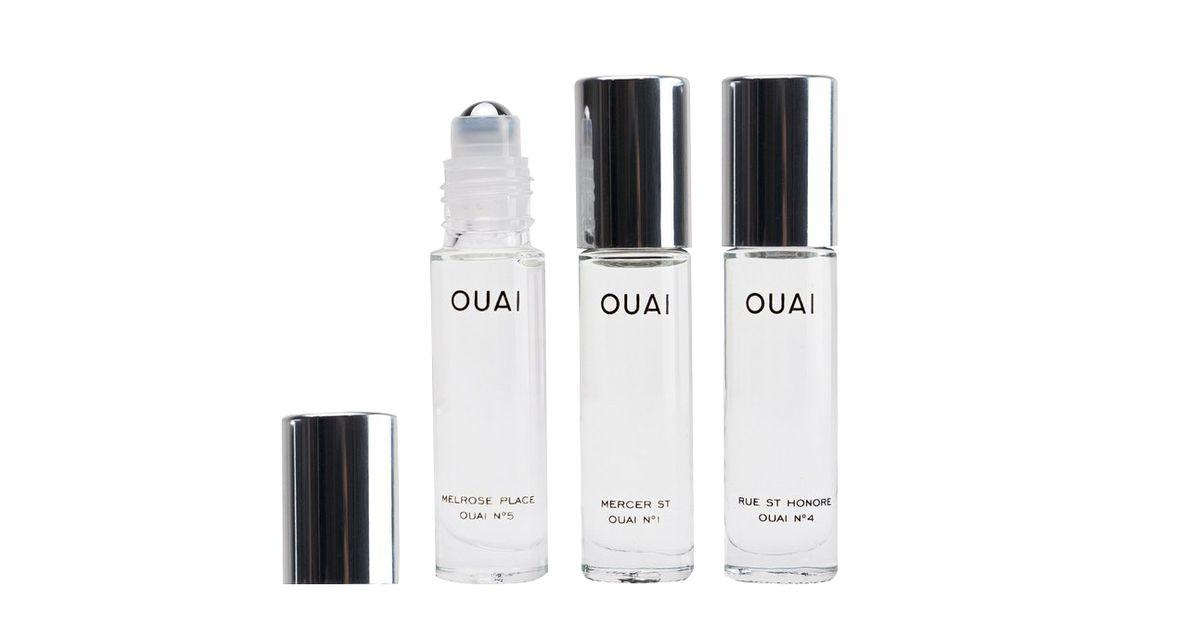 Founder Of Ouai Jen Atkin Releases Best Selling Perfume Set