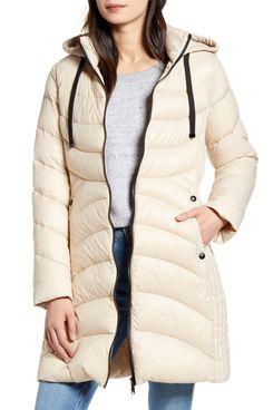 Sam Edelman Hooded Packable Puffer Coat