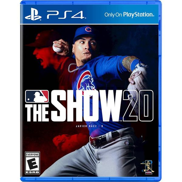 'MLB The Show 20: Standard Edition' — PlayStation 4