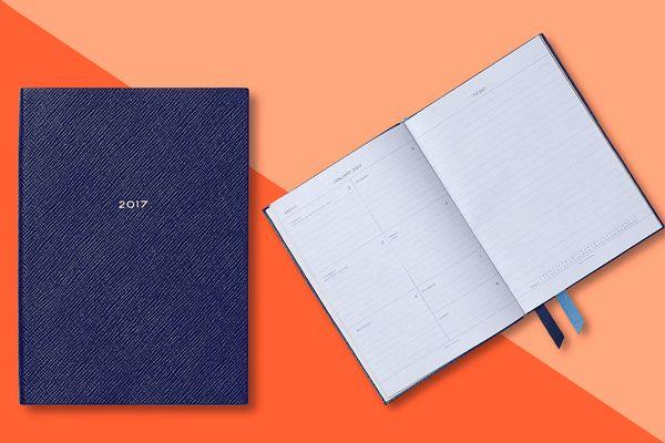 Smythson 2018 Soho Diary
