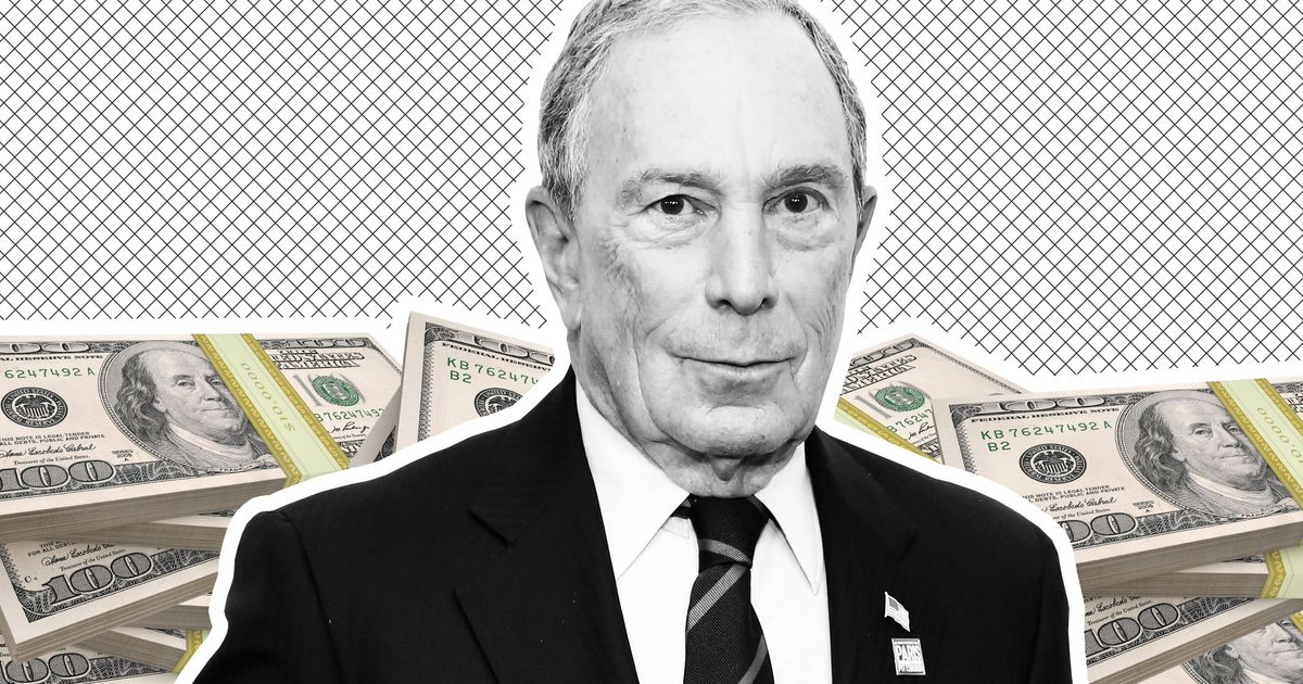 Some Better Ways Bloomberg Could've Spent $500 Million - The Cut