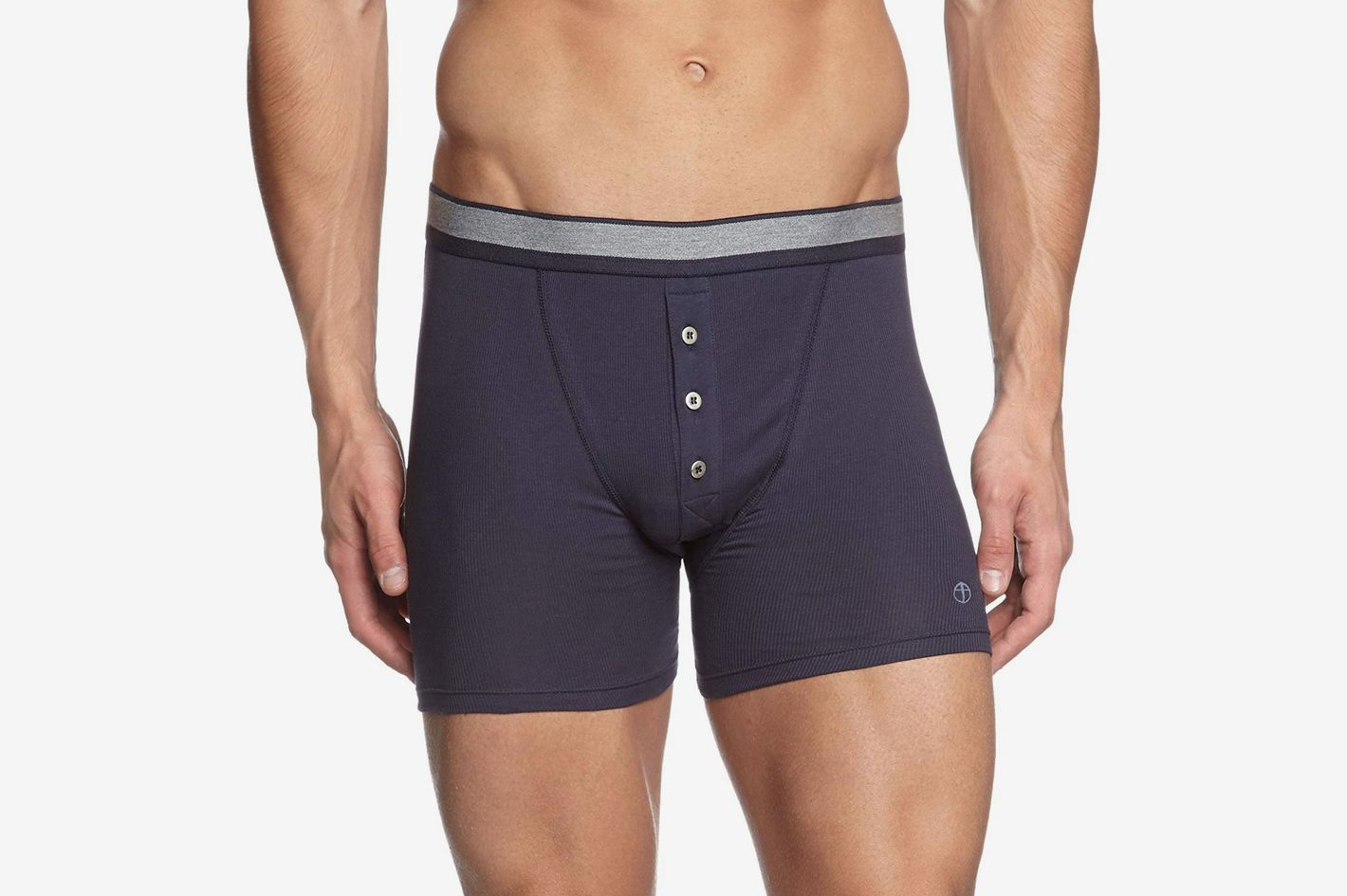 Schiesser Retro Double Ribbed Boxer Brief