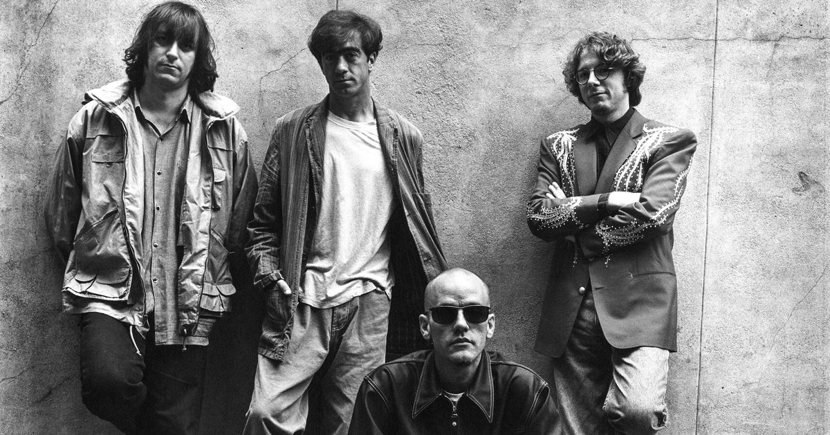 R.E.M. Interview: Michael Stipe and Mike Mills on 'Monster'
