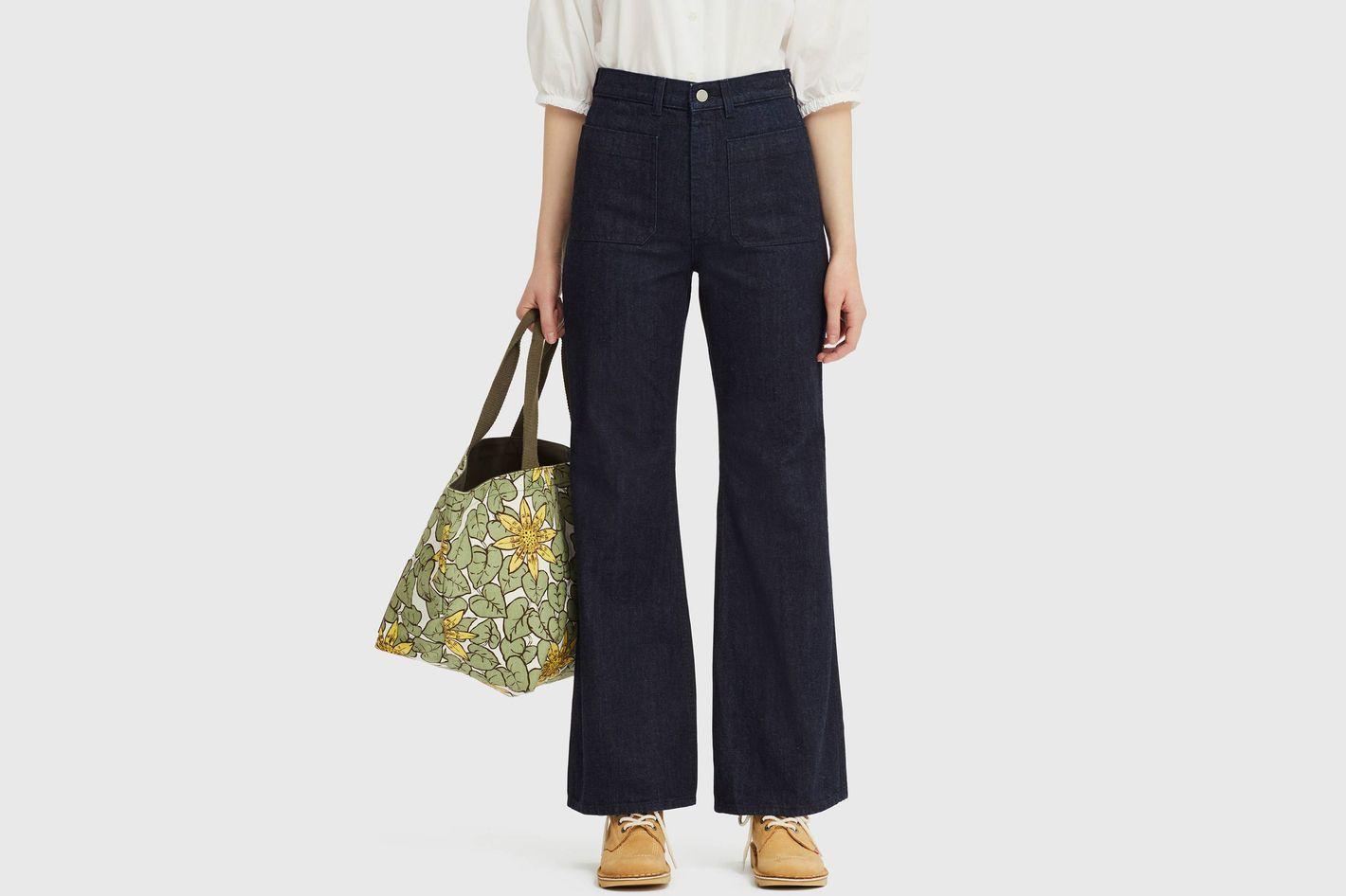 Uniqlo x JW Andersen Bell Bottom Jeans