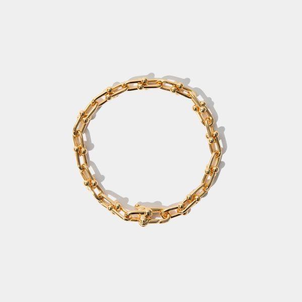 Jooel Barci Gold Link Bracelet