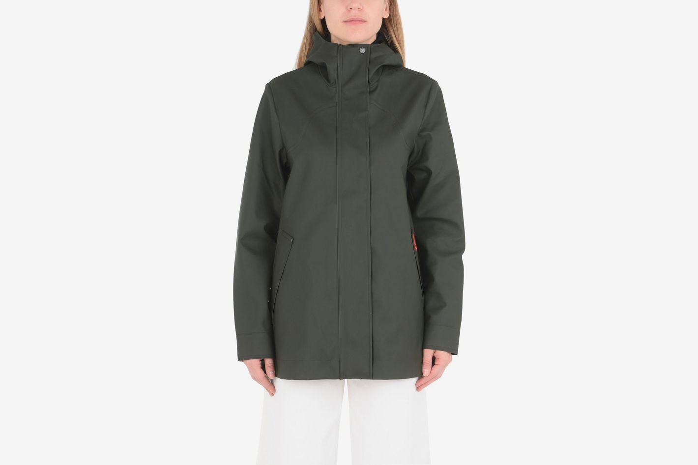 Hunter Rubberized Full-Length Jacket