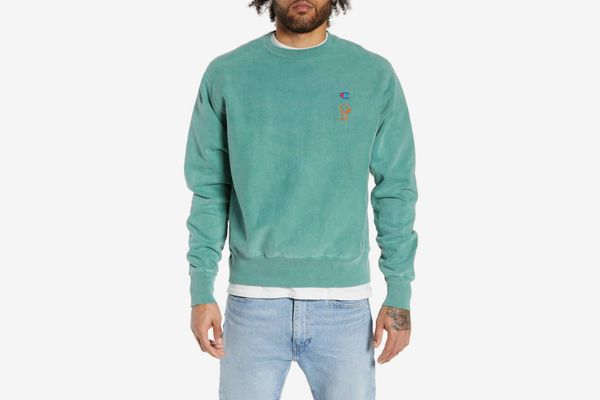 Champion Reverse Weave Snoopy Sweatshirt