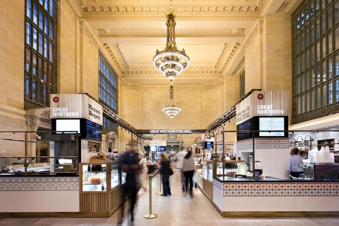 Great Northern Food Hall A New Nordic Food Hall From A Noma Cofounder