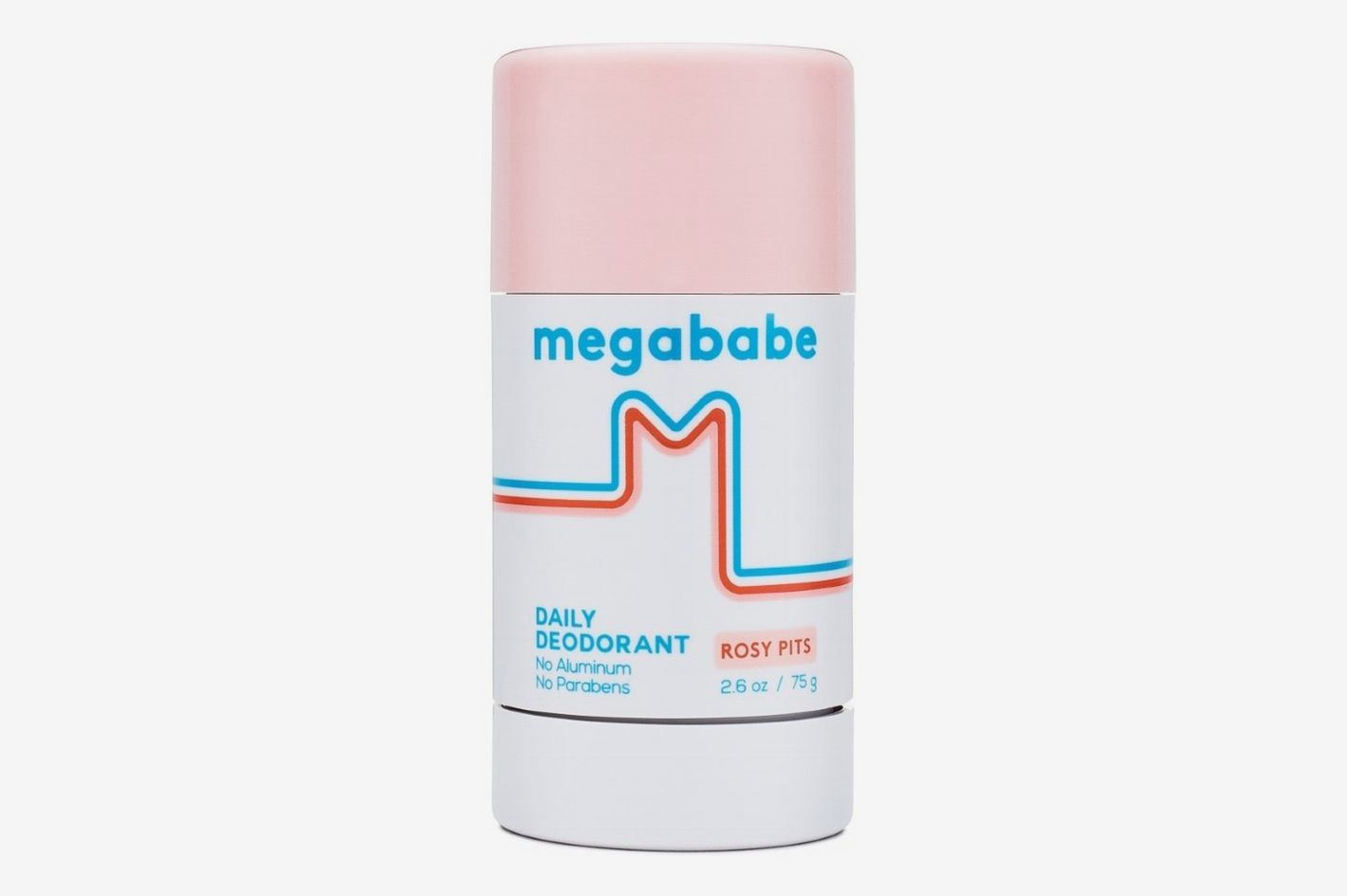 Megababe Rosy Pits Daily Deodorant