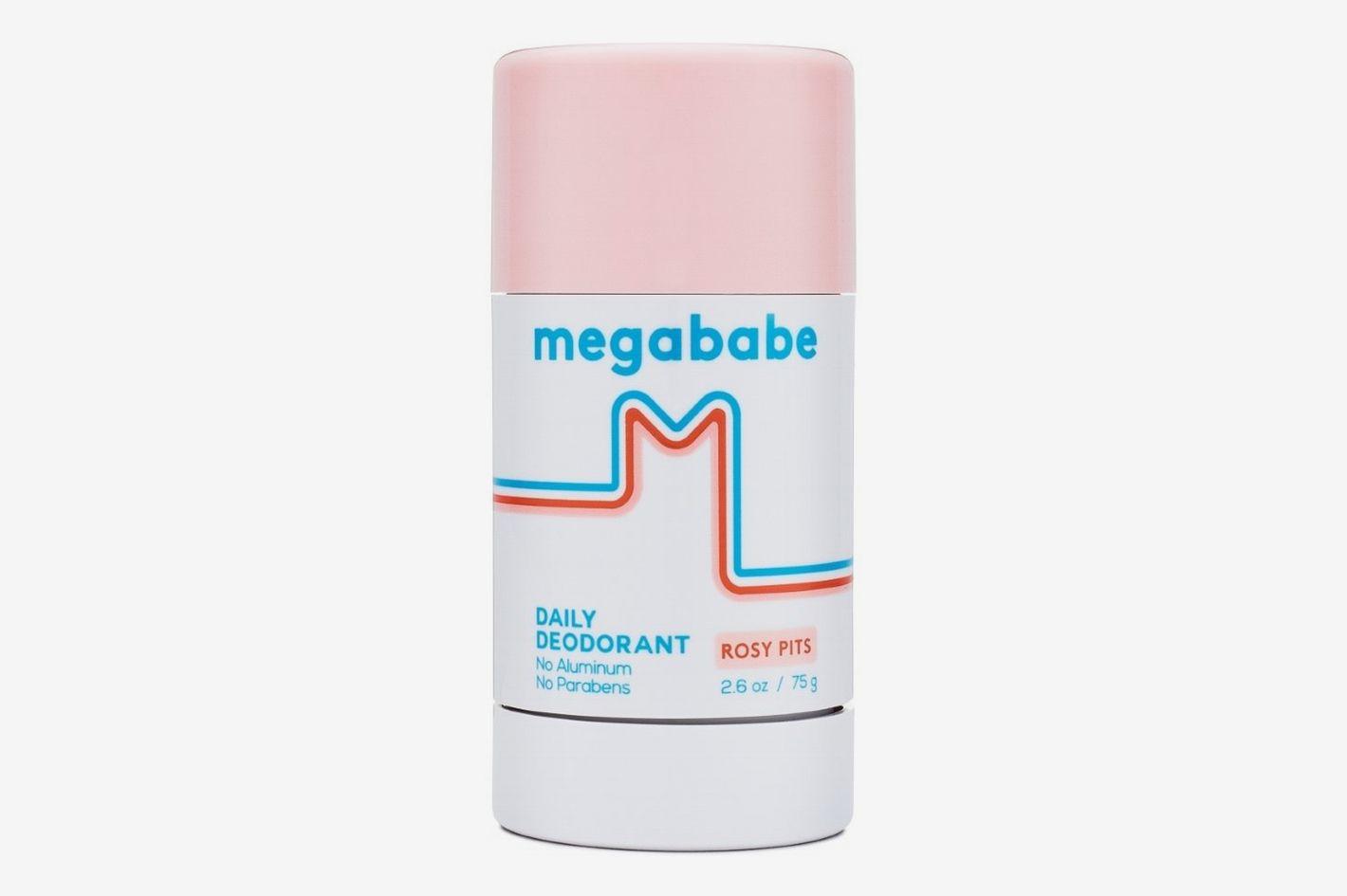 Megababe Rosy Pits Natural Deodorant
