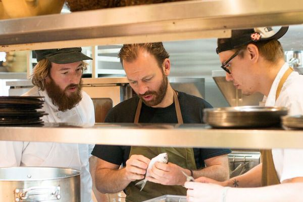 How NYC's Leading Chefs Plan to Turn Overlooked Local Fish Into Seafood Delicacies