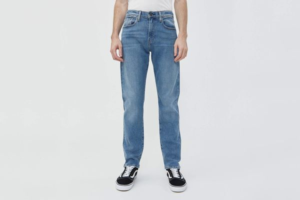 Levi's Made & Crafted 502 Regular Tapered Denim Jean in Ludlow