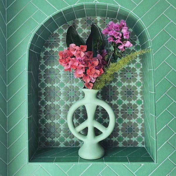 Peace Vase by Justina Blakeney®