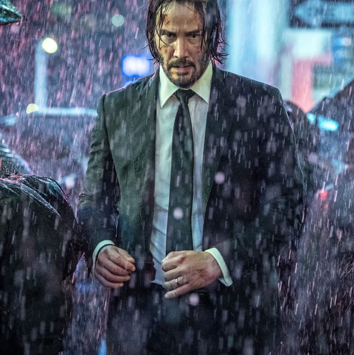 Movie Review: John Wick: Chapter 3—Parabellum (2019)