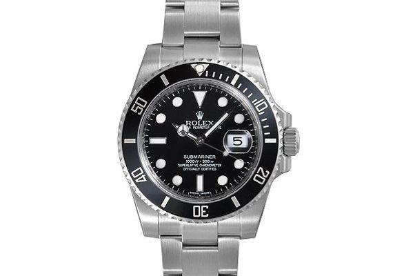 Rolex Black Submariner