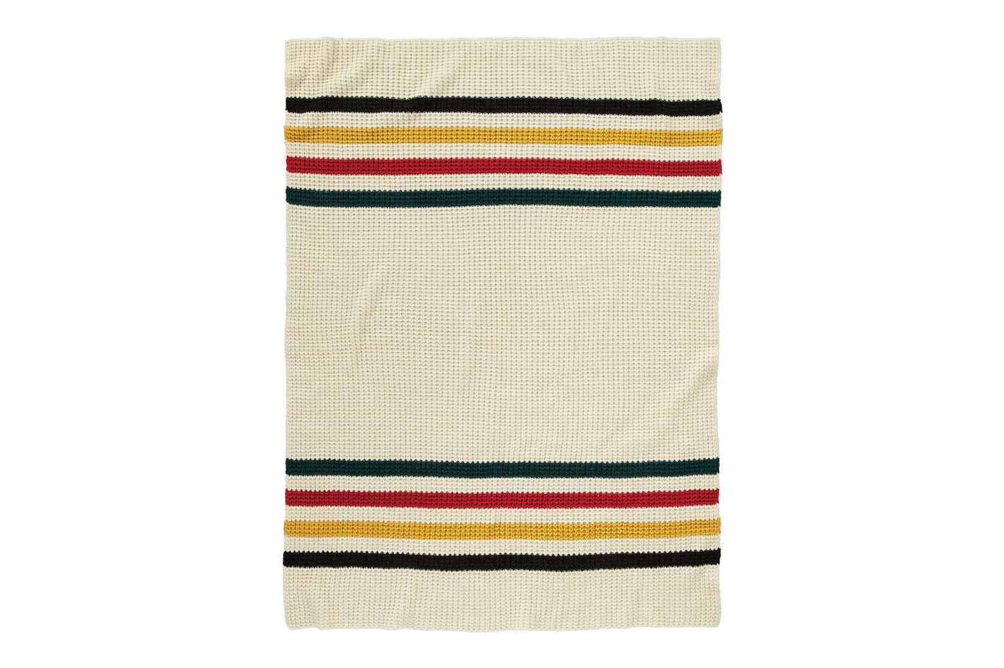 Pendleton Glacier Knit Throw Blanket