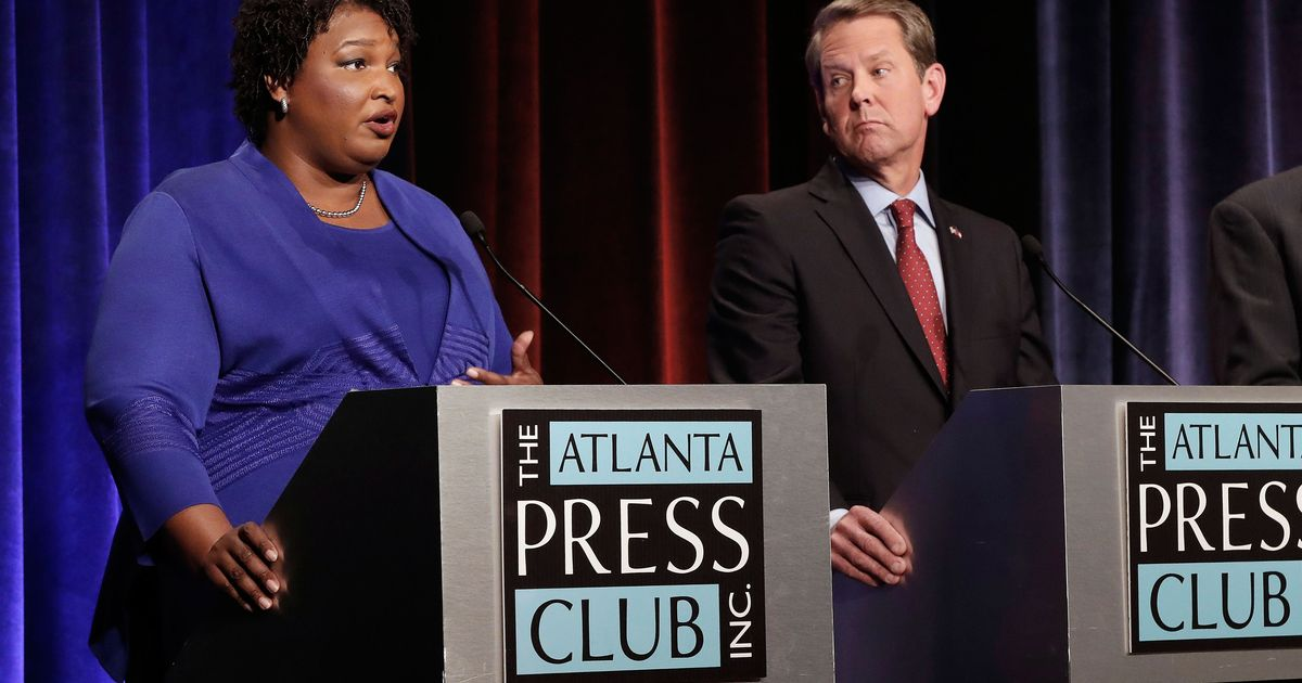 Kemp Lies About Abrams Lying About Kemp Lies on Health Care