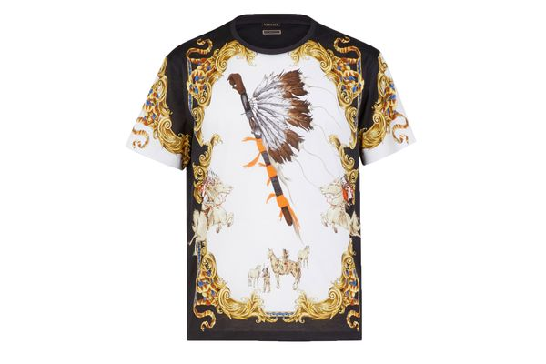 Native Americans Tribute T-shirt