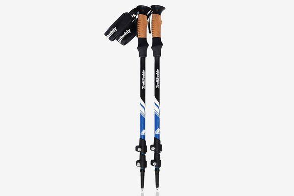 TrailBuddy Trekking Poles - 2-pc Pack
