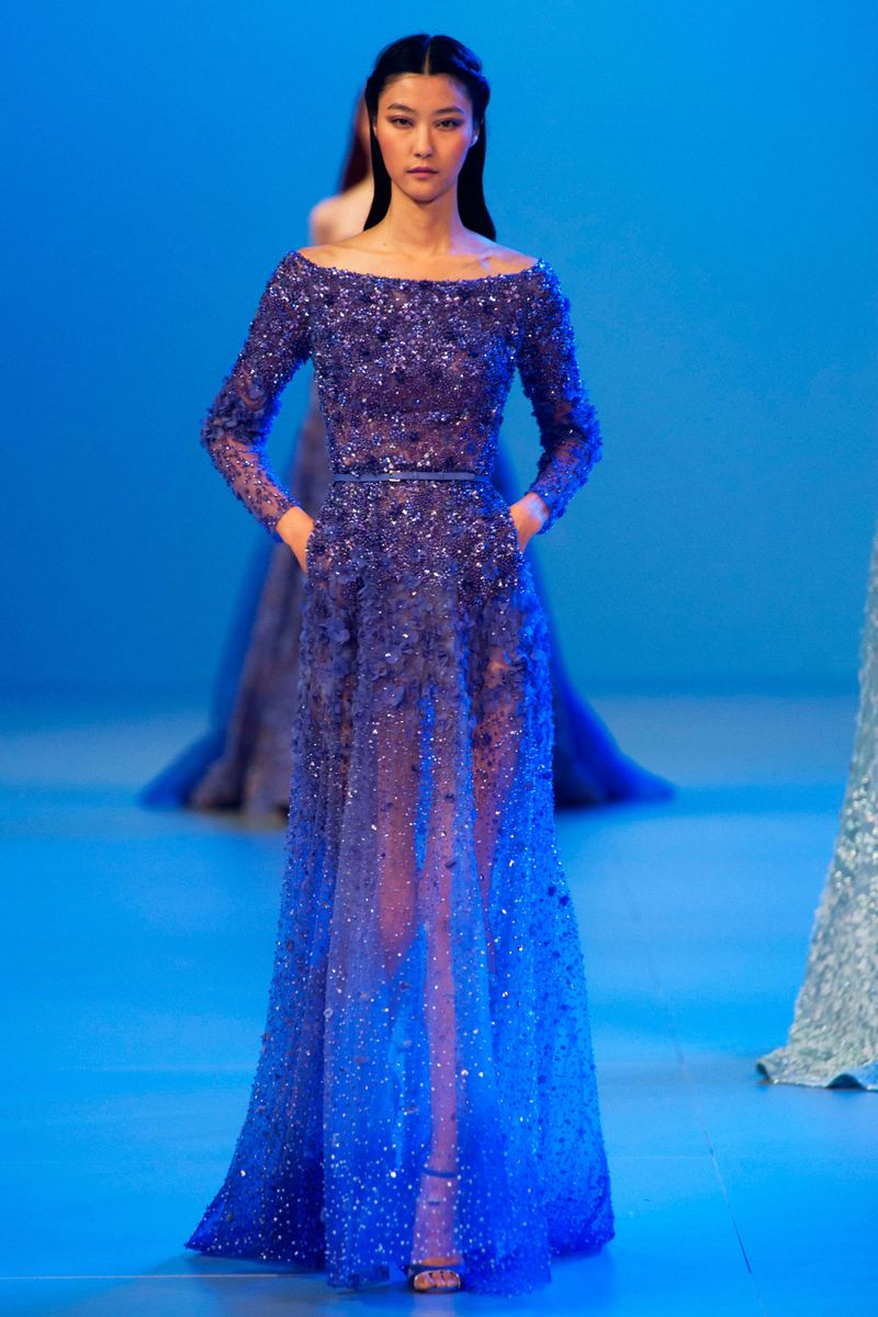 Elie Saab Spring 2014 Couture The Cut