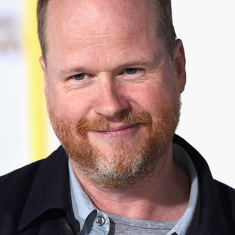 LOS ANGELES, CA - NOVEMBER 17: Screenwriter Joss Whedon attends the premiere of Lionsgate's