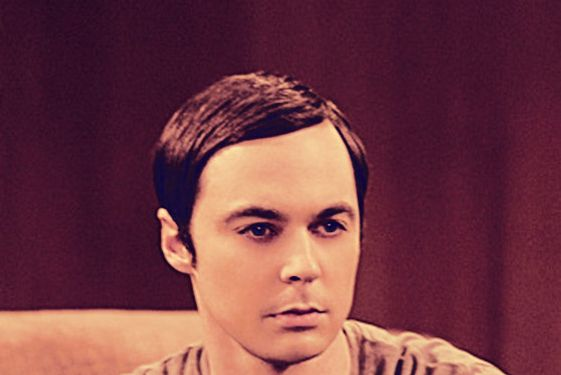 """The Recombination Hypothesis"" -- Sheldon (Jim Parsons) ponders how everything might change when Leonard offers Penny a spur of the moment invitation to a romantic dinner for two, on the 100th episode of THE BIG BANG THEORY, Thursday, Jan. 19 (8:00 - 8:31 PM, ET/PT) on the CBS Television Network.   Photo: Robert Voets/Warner Bros. √?¬©2012 Warner Bros. Television. All Rights Reserved."