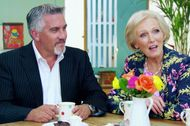 The Great British Baking Show Recap: Three Men and a Pastry