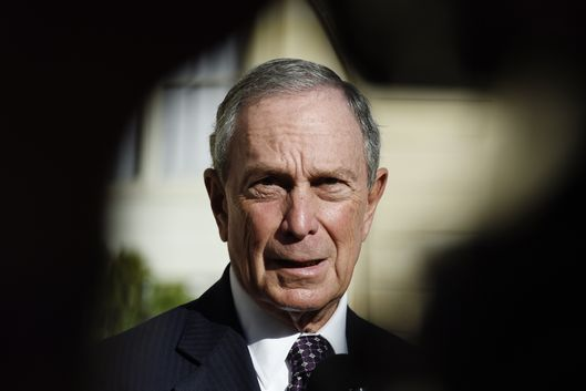 Bloomberg Would Be Way Behind In 3-Way Presidential Race