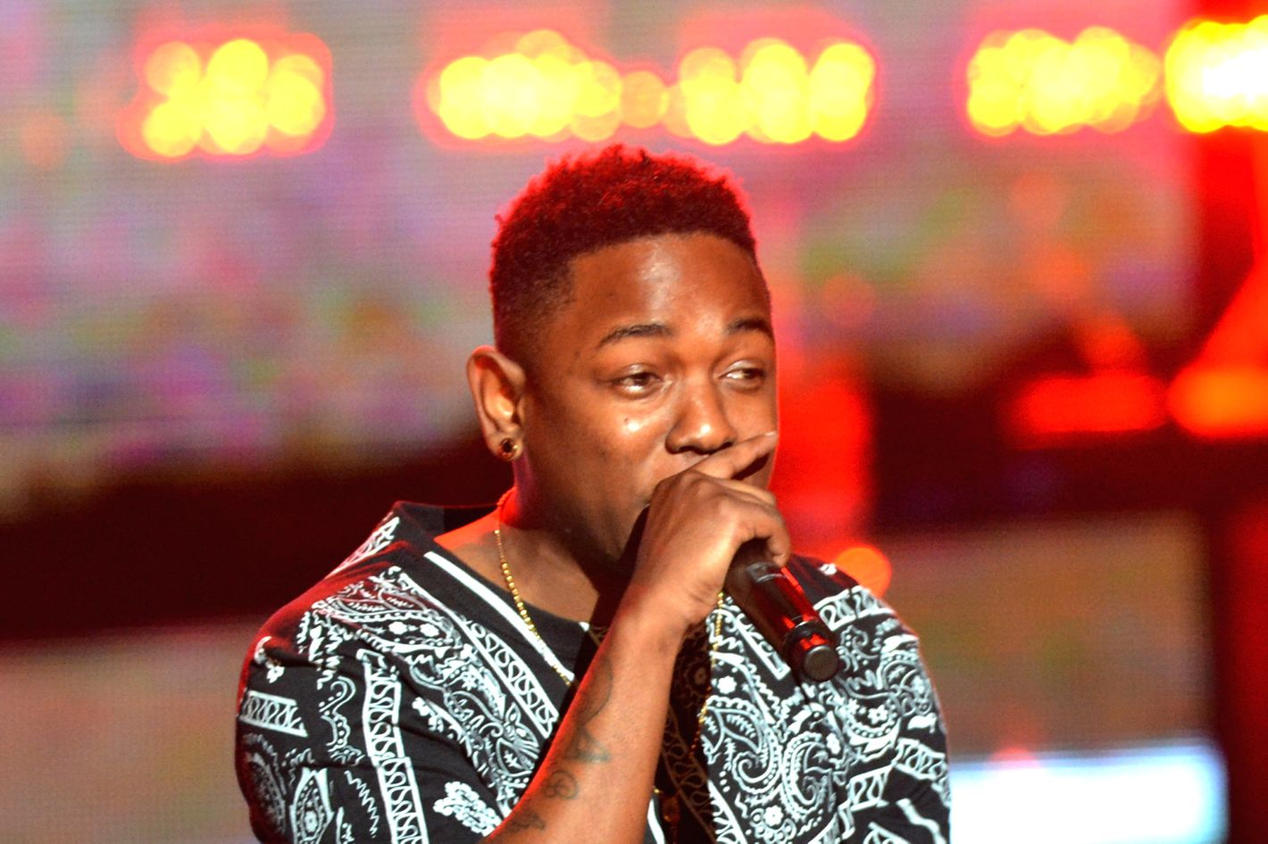 Kendrick Lamar Thinks He Might Need To Dumb His Lyrics Down I decided to center the class on good kid, m.a.a.d city because i think kendrick lamar is the james joyce of. kendrick lamar thinks he might need to