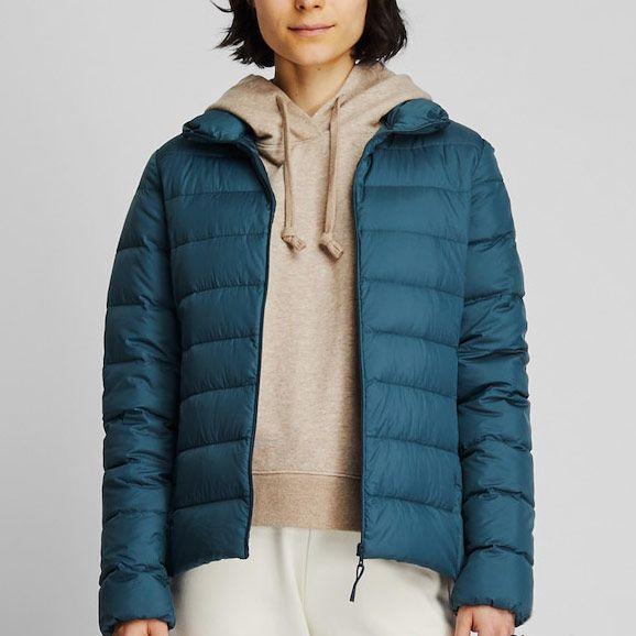 Uniqlo Women's Ultra Light Down Jacket