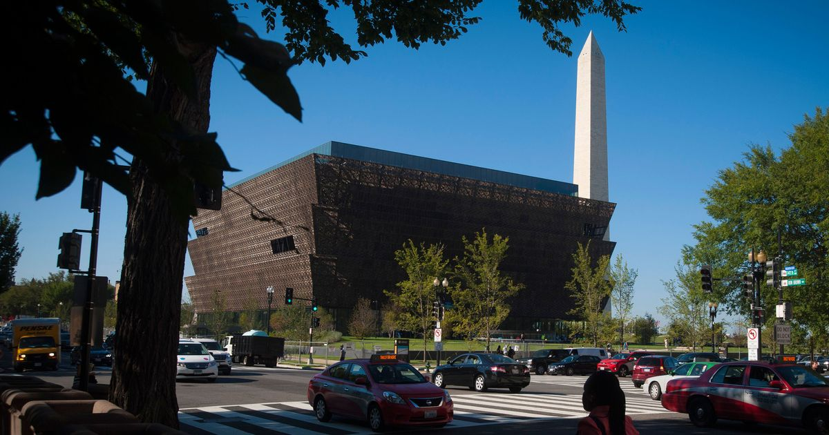 The Nat'l Museum of African American History and Culture Is Gorgeous, Reductive
