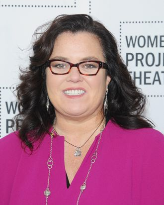 NEW YORK, NY - MAY 13: Actress Rosie O'Donnell attends the Women's Project Theater's 28th annual gala at Three Sixty Degrees on May 13, 2013 in New York City. (Photo by Michael Loccisano/Getty Images)