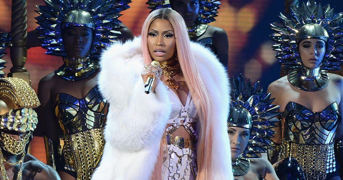 Stream Nicki Minaj's New Album Queen Right Now