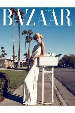 Bette Franke for <em>Harper's Bazaar</em>.