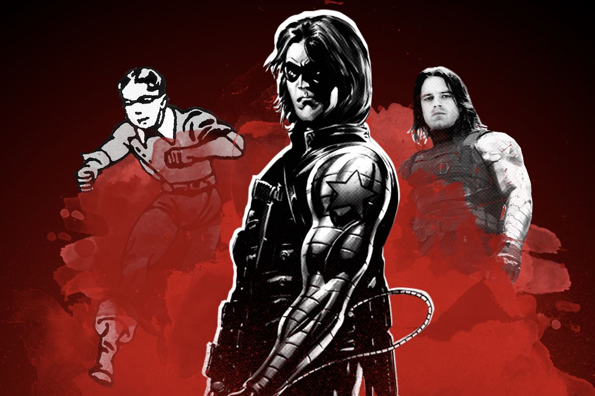 The Story Behind Bucky's Groundbreaking Comic-Book