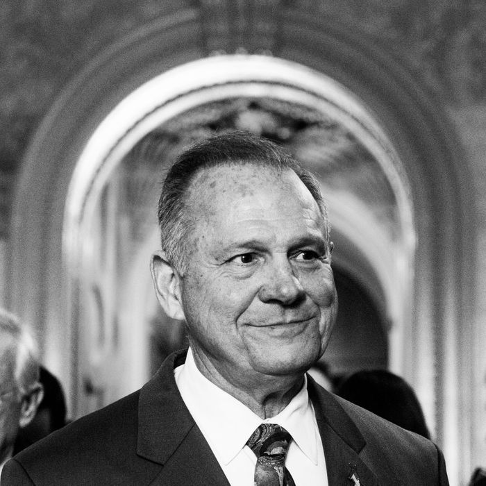 Roy Moore is facing eight allegations of sexual harassment and abuse.