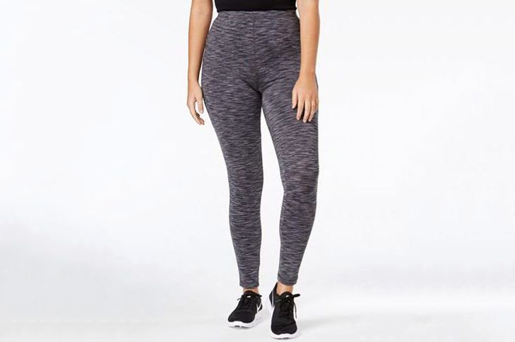 Ideology Plus Size Lined Leggings