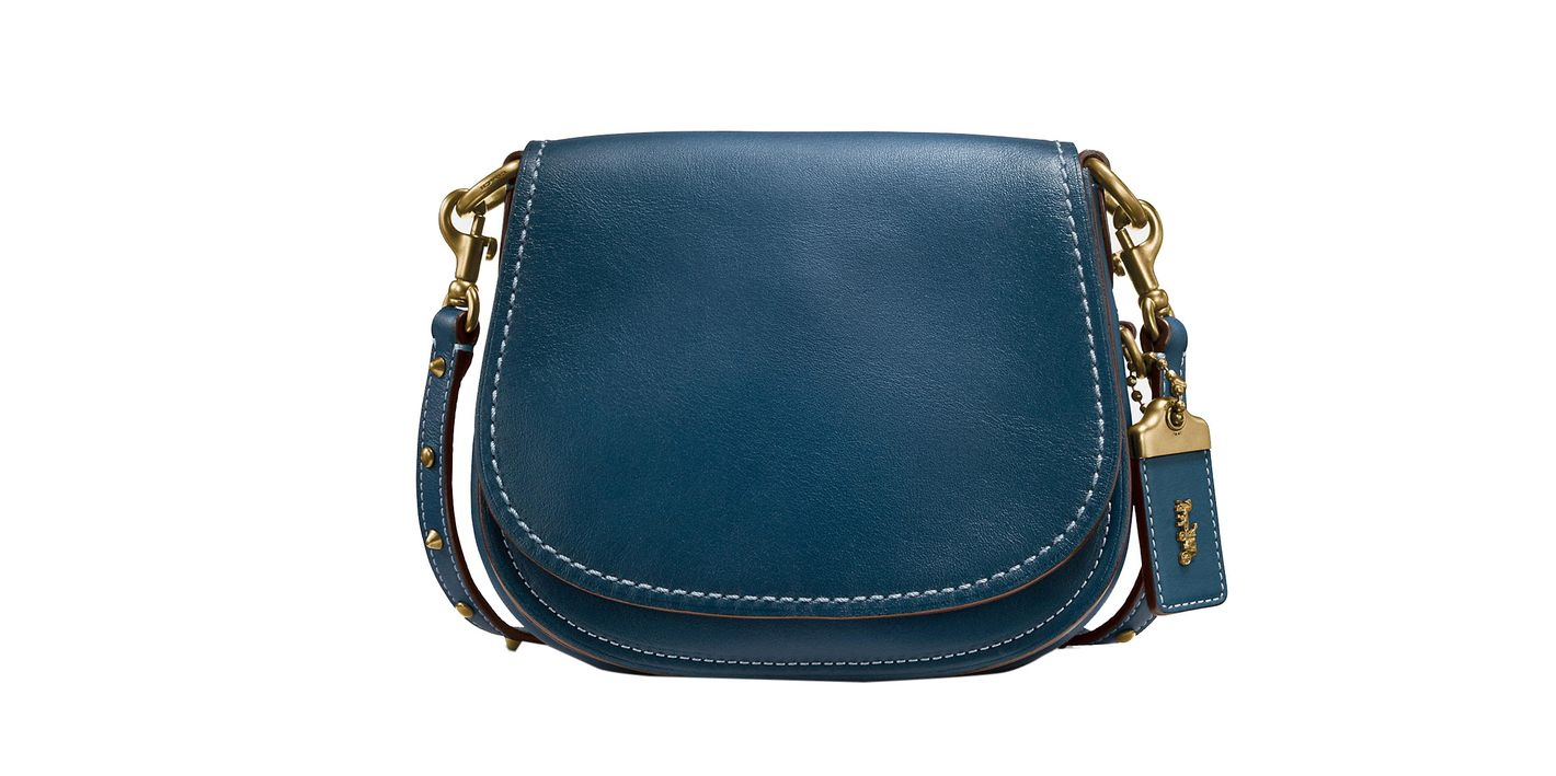 Coach Saddle Bag