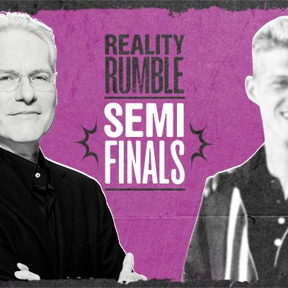 Reality Semis: Project Runway vs  The Real World