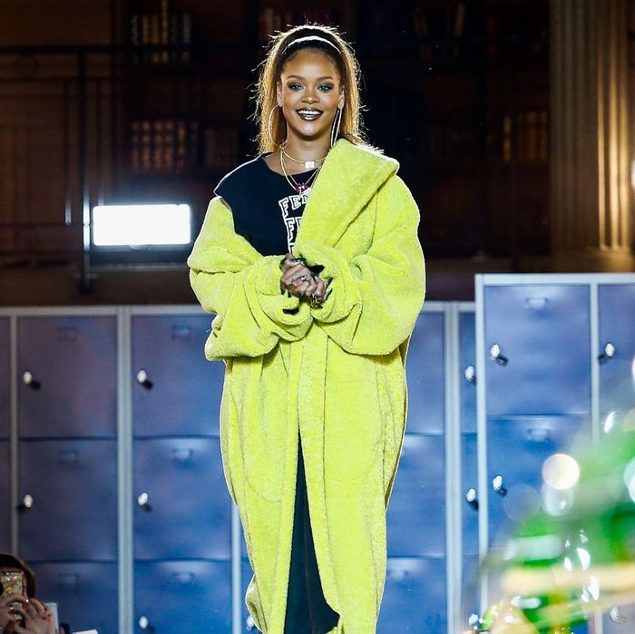 new products a4acd 84478 What to Buy From Rihanna's Fenty x Puma Fall Line