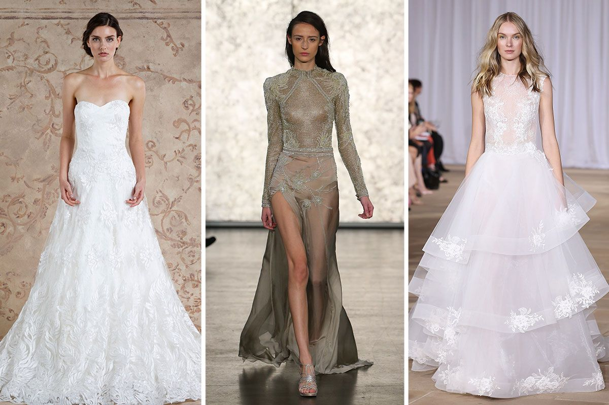The 10 dreamiest looks from bridal fashion week junglespirit Gallery