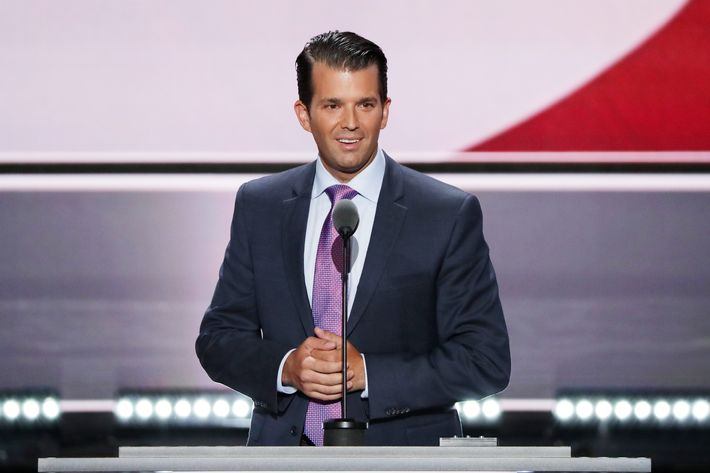 Donald Trump Jr. Apparently Wants to Run for Governor of NY