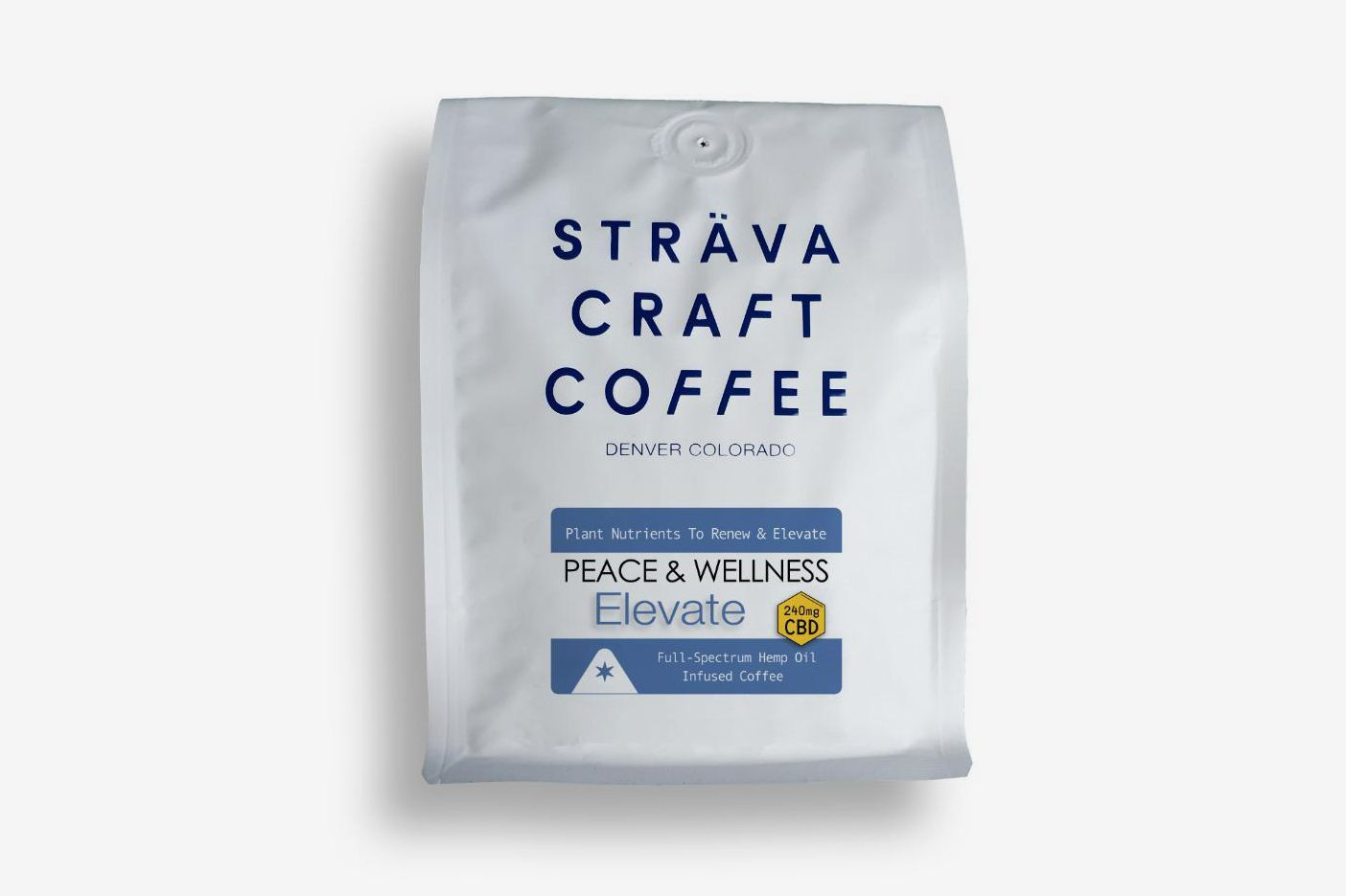 Strava Hemp Oil Infused Coffee