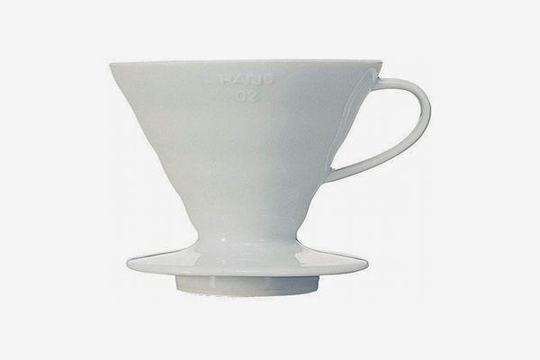 Hario V60 Ceramic Coffee Dripper, Size 02