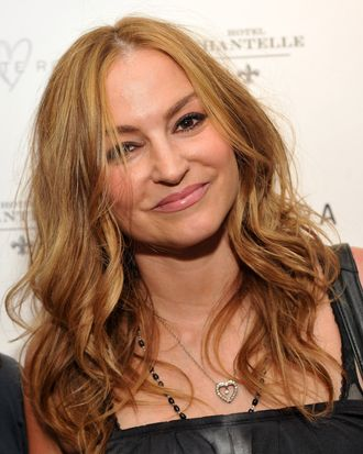 NEW YORK, NY - AUGUST 29: Actress Drea de Matteo attends the Charlotte Ronson & Sephora New York dinner at Hotel Chantelle on August 29, 2011 in New York City. (Photo by Stephen Lovekin/Getty Images)